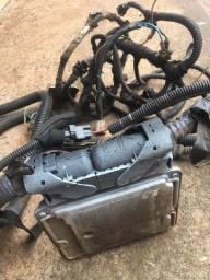 Módulo para motor do caminhão