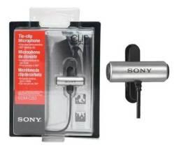 Microfone se Lapela Sony Emc Cs3