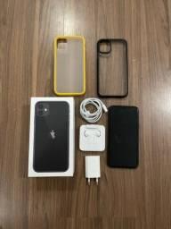 IPhone 11 64gb impecável completo - parcelo no cartão