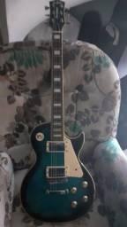 Vendo ou troco guitarra les paul