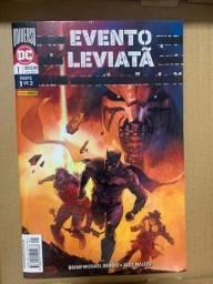 HQs DC - evento Leviatã