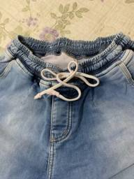 Vendo calça jeans jogger