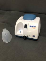 Nebulizador NS Inalar [semi-novo] - apenas a máquina e bocal