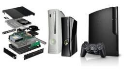 Manutenção de Videogames e Controles