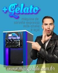 Título do anúncio: Máquina de sorvete e Açai de alta performance