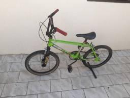 Bicicleta retrô anos 80