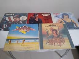 Discos de vinil trilha sonora