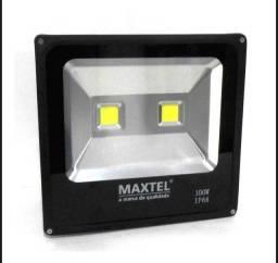 Refletor Led 100w Bivolt - Maxtel