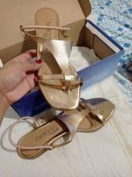 Sandália 34 nova