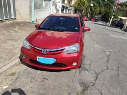 Etios Sedan XLS 1.5 mec. Completo