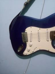 Guitarra Condor Rx10 Bl Azul