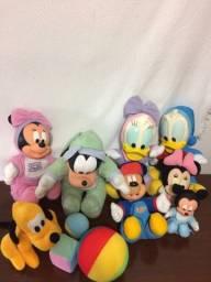 Baby Disney pelúcias.