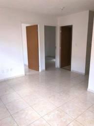 Alugo apartamento térreo no Valparaiso, com quintal