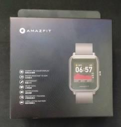 Relógio Smartwatch Xiaomi Amazfit Bip S Lite A1823 - Preto
