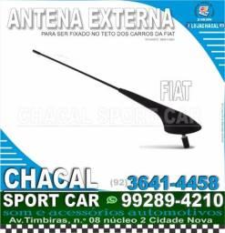 Título do anúncio: Haste de Antena Externa (de rádio) para carros pra marca Fiat