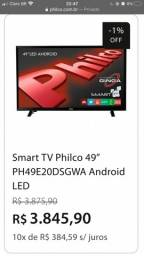 Smart TV Philco 49? ph49E20dsgwa Android LED - Bivolt