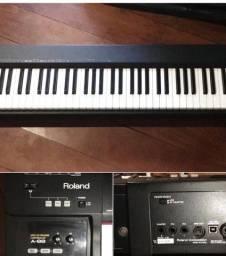 Teclado Roland A-88