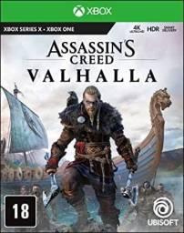 Assassins cred Valhala Xbox One