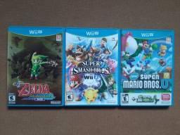 Jogos Wii U - Preços na descrição -