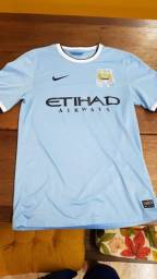 Camisa Manchester City 2013