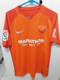 Camisa Nike original do Málaga ESP