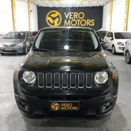 JEEP RENEGADE SPORT 1.8 AT - FLEX/GNV - AUTOMÁTICO 2016 - 49.000 KM