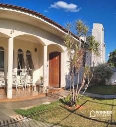 Casa com 4 dormitórios à venda, 385 m² por R$ 850.000,00 - Centro - Terra Boa/PR