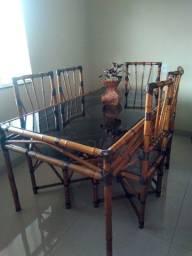 Mesa de Bamboo
