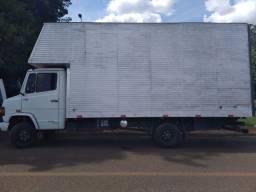 Caminhão Baú top
