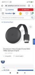 Chromecast Google 3 Full HD HDMI