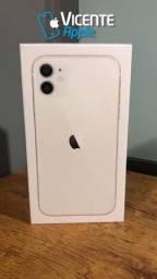 iPhone 11 branco lacrado
