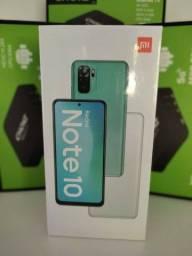 ( Promoção ) Redmi Note 10 4Gb 64Gb Grátis Cartão de memória 64 Gb R$ 1350,00