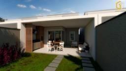 Casa plana 3 suítes no Timbu, Eusébio CA2533