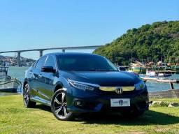 Civic Touring 2019 igual a zero km