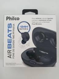 Título do anúncio: Fone de Ouvido Bluetooth Philco Air Beats PFI96ESA<br><br>