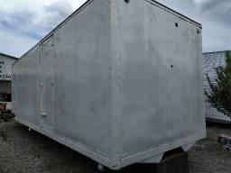 Baú Furgão Câmara Fria Truck (Cód. 03)