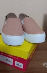 Sapato usado 1x número 35 valor 50,00