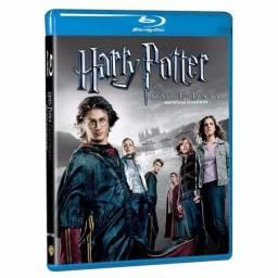Blu-ray HP e o Cálice de Fogo