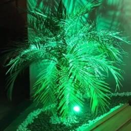 Espeto de Jardim LED - 5W - Lâmpada verde - Empalux.