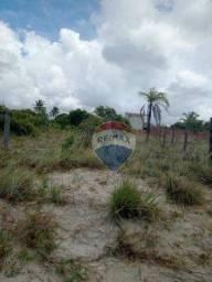 Lote posição nascente e vista mar - Praia de Carapibus/PB