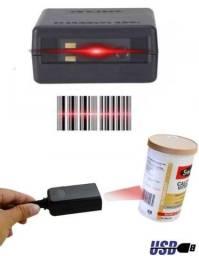 Leitor de código Barra Usb laser scanner Fixo para comércio