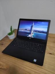 Lindo notebook DELL. Semi-novo não tem marca de uso