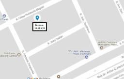 Terreno em área industrial -Jardinópolis -SP- 256,45 m²