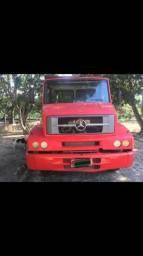 Vendo Caçamba Mercedes Benz trucada muito bem conservado - 2010