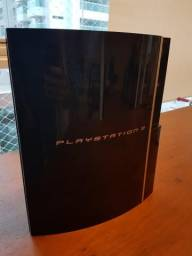 PS3 FAT com 11 jogos