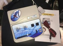 Aparelho eletromagnético massageador