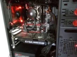 PC Gamer i7 7700 + EVGA 1070 SC (5173-KR)