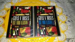 2 Dvds Guns N' Roses - Use Your Illusion I e II