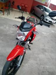 Honda Cg Titan 150 ex flex unica dona - 2015