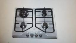 Cooktop eletrolux inox